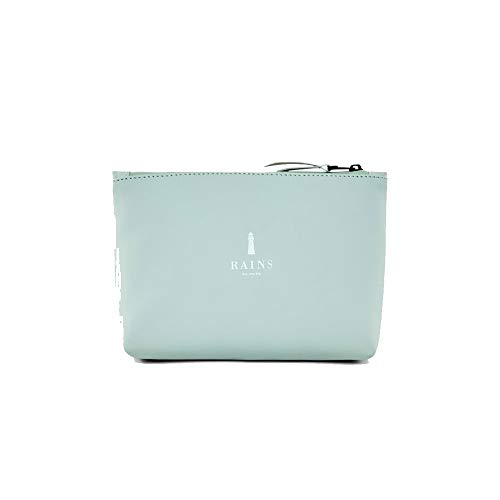 Rains Cosmetic Bag Dusty Mint One Size