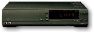 Philips CDI-220 Interactive Multimedia CD Player - Cdi Players