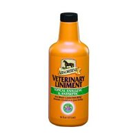 Absorbine Veterinary Liniment topical antiseptic - 16 oz, Pack of 3 by Absorbine Jr