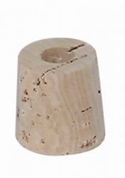 10 x Natural Corks for Optics or Spirit Measures 1 Gallon by Chabrias Ltd