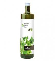 BIO Sesamöl, gereift 1000ml Flasche Massageöl CV