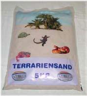 25 kg Terrariensand weiss trocken