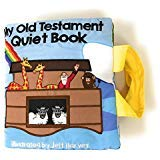 Old Testament Quiet Book  Soft and Fun  Kids Toy
