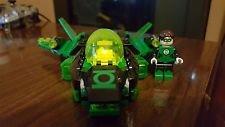 Lego Green Lantern and Spaceship (Lego Green Lantern Figure compare prices)