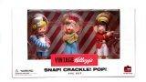 Diamond Comic Distributors Kellogs Snap Crackle Pop PVC Set
