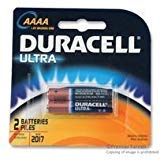 Duracell Ultra Alkaline Battery 1.5 V Card 2