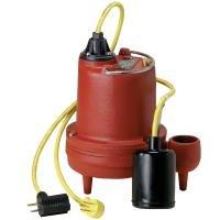 Liberty Pumps HT41A-2 High Temperature Automatic Submersible Sump Pump 4/10HP, 115V, 25' cord, 200F