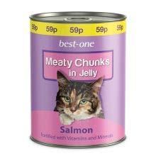 CAMBRIAN Bestone Cat Salmon 59p (400g) (Pack of 12)