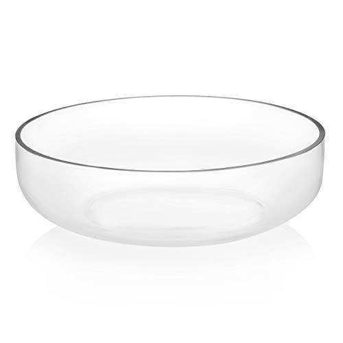 Libbey Prologue Drift Handmade Medium Ceramic Bowls White