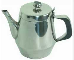 chrome teapot - 5