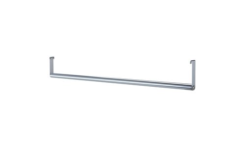 Review Lorell LLR69876 Wire Shelving Garment Hanger Bar By Lorell by Lorell