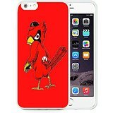 Generic iPhone 6 Plus TPU Case,St Louis Cardinals Logo White Cover Case For iPhone 6S Plus 5.5 inches