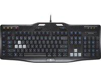 Logitech G105 Gaming Keyb. German Black, TA000116 (Black)