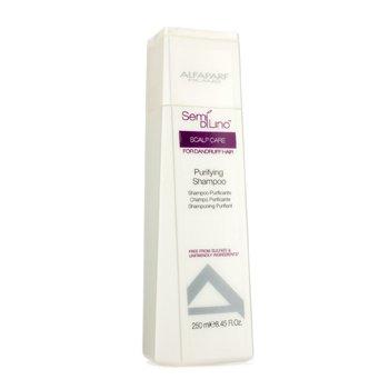 AlfaParf Semi Di Lino Scalp Care Purifying Shampoo
