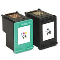 AIM Compatible Replacement - HP Compatible NO. 95/98 Inkjet Combo Pack (Black/Color) (CB327FN) - (95 98 Hp Ink Cartridge)
