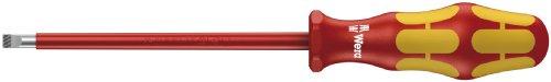 Wera 160 i VDE-isolierter Schlitz-Schraubendreher, 0.4 x 2.5 x 80 mm, 05006100001