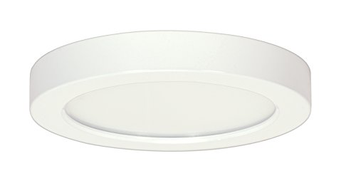 Satco Products S9362 Blink Flush Mount LED Fixture, 18.5W/9