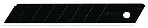 Tajima LCB-50RB-50 3/4-Inch 8-Point Heavy-duty Razor Utility Knife Blades, 50 Pack