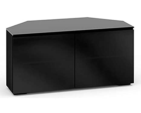 Amazon Com Salamander Designs Oslo 44 Corner Tv Stand Home