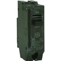 General Electric THQL1140 Circuit Breaker, 1-Pole 40-Amp Thick Series (Pole Ge Single Breaker Circuit)