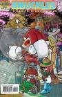 img - for Knuckles the Echidna #4 (Sonic the Hedgehog) book / textbook / text book