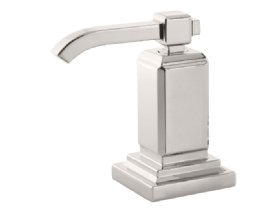 Pfister 940-167 Carnegie Replacement Handle for Roman Tub or Bathroom Sink Fauce, Polished Nickel