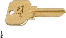 Kw1 Dnd Key Blanks For Kwikset - 50/Bx ()