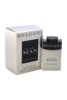 BVLGARI DLX Man Mini Extreme Cologne, 0.17 (Eau De Star Mini)
