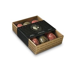 Fra Mani Salami (Columbus Salame Company Renaissance 3 Salame Gift Pack)