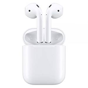 Price comparison product image New Apple Airpods Wireless Bluetooth In-Ear Headset (White)