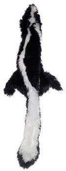 Plush Skunk Skinneez Dog Toy, My Pet Supplies