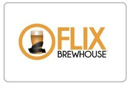 Flix Brewhouse Gift Card ($35) ()