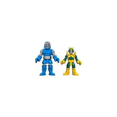Fisher-Price Imaginext DC Super Friends, Darkseid & Minion: Toys & Games