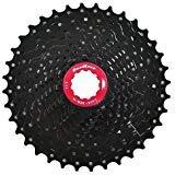 SunRace CSRX1 11 Speed Road Bike Cassette 11-36T, Black #ST1567