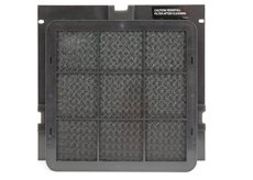 Replacement Back Filter Set for Fresh Air 2.0 and later. This multi-layered filter helps to pre-clean the air before it is purified in your Fresh Air 2.0 or later.