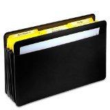 Levenger Leather-Rope, Legal, Black (AL6620 BK NM) - Bk Leather