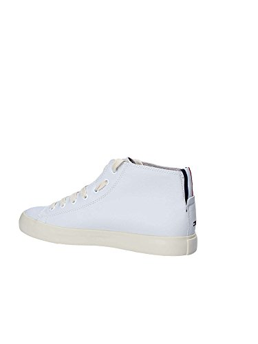 Sneakers Uomo FM0FM01317 bianco Hilfiger Tommy 6FqEg8n