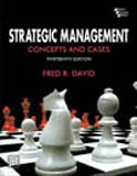 Strategic Management Concepts and Cases, Fred R. David, 8120343387