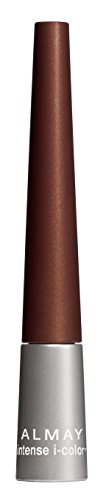 Almay Intense i-Color Liquid Liner, Brown Topaz (Best Color Eyeliner For Blue Green Eyes)