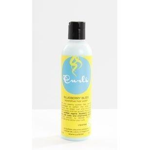 Curls Bliss Reparative Hair Wash, Blueberry, 8 oz.