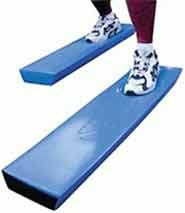 AeroMat Fitness Balance Beams - 2 Piece Set by Aeromat