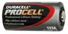 Duracell Procell 3-volt Lithium Battery - Model PL123A-12 pack ()