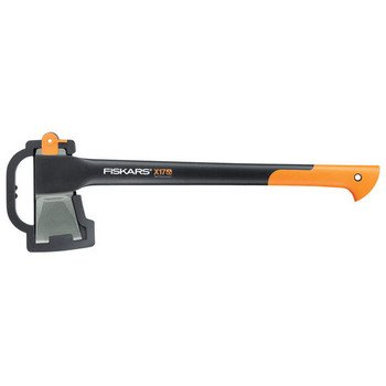 Fiskars 378531-1002 23.5'' Splitting Axe With Fiberglass Handle