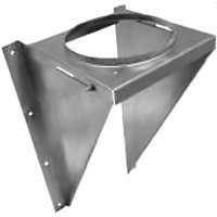 Chimney 77951 MetalBest Wall Support Kit - 8