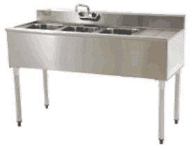 Series Underbar Sink - 5