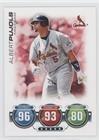 Albert Pujols (Baseball Card) 2010 Topps Attax - Battle of the Ages #ALPU
