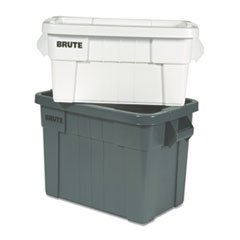 Brute Tote Box 20gal gray by Unknown