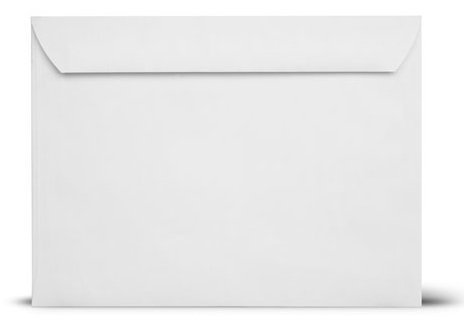 amazon com 9x12 booklet envelopes open side envelopes white