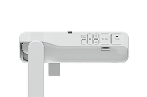 Epson V12H759040 ELPDC07 2.0MP Digital Document Camera - White