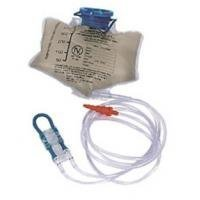 Moog Enteralite Infinity 1200 Milliliter Feeding Bag with Attached Pump Set, Case of 30 by Zevex (Pump Feeding)
